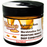 Righteous Roots  Manuka &  Marshmallow Root Moisture Minute Mini Deep Conditioner