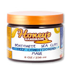Bentonite & Sea Clay Deep Conditioning Mask - Honey's Handmade