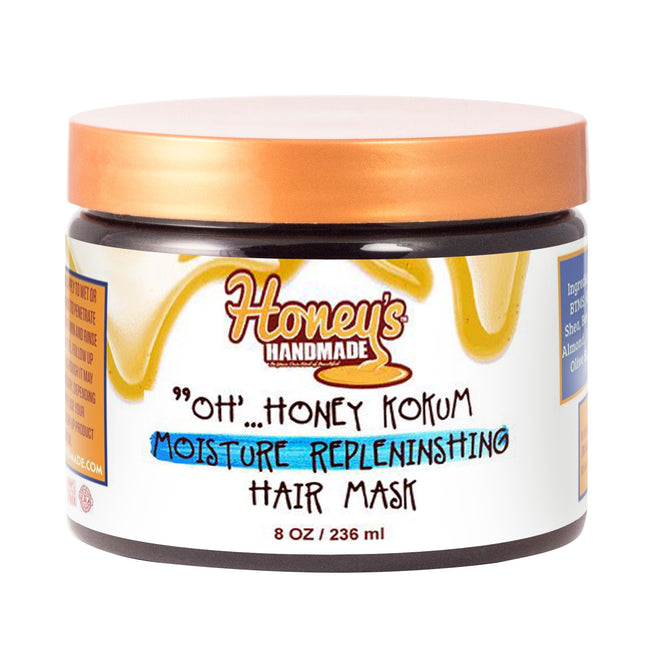 """OH""......Honey & Kokum Moisture replenishing Hair Mask - Honey's Handmade"