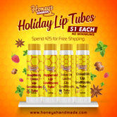 Lip Conditioning Tubes