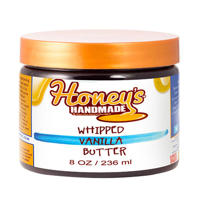 Whipped Vanilla Hair Butter - Honey's Handmade