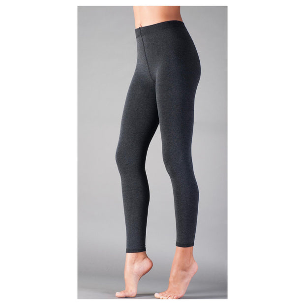Kona - Fleece Lined Cotton Footless Tight