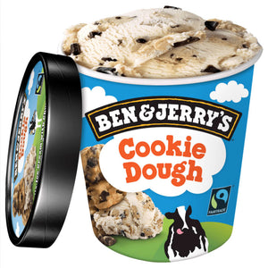 Ben & Jerry's Cookie Dough Eis 500ml