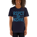 RSPCT NSHVL Classic Two-Tone Blue Unisex Tee