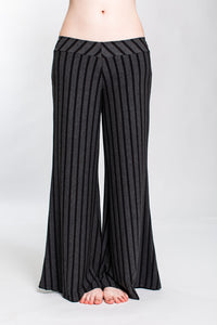 Striped LOW RISE Pant