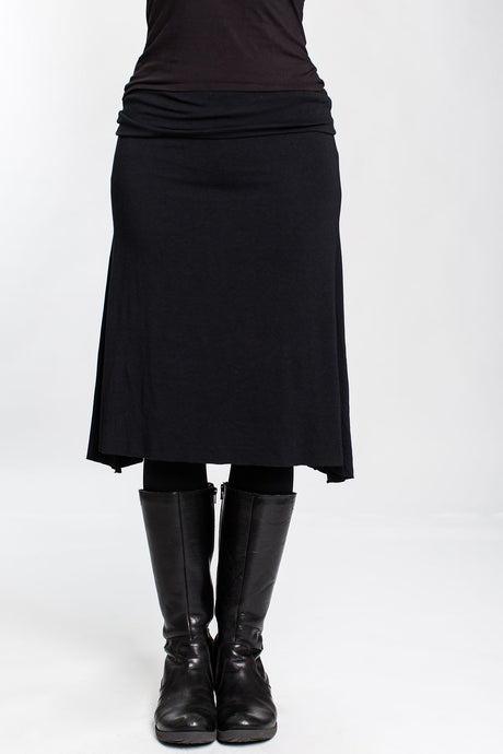 Black Grab & Go Skirt