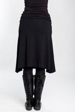 Load image into Gallery viewer, Black Grab & Go Skirt