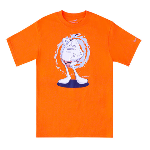 Playera junior Huevo Tanga - Naranja