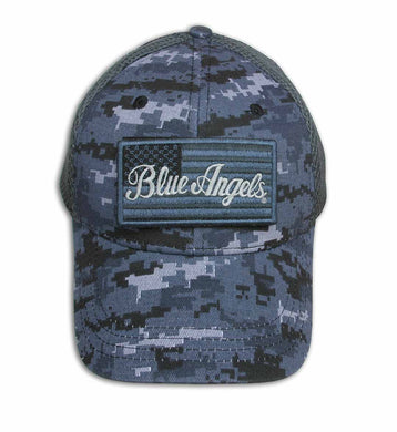 Blue Angels Digital Camo Cap