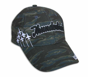 Thunderbirds Woodlands Embroidered Cap