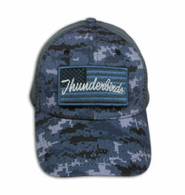 Load image into Gallery viewer, Thunderbirds Digital Camo Cap