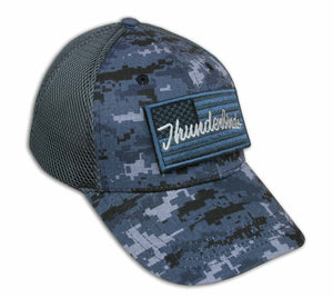 Thunderbirds Digital Camo Cap