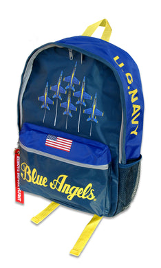 Blue Angels Youth Backpack