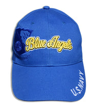 Load image into Gallery viewer, Blue Angels Roya Tonal Embroidered Cap