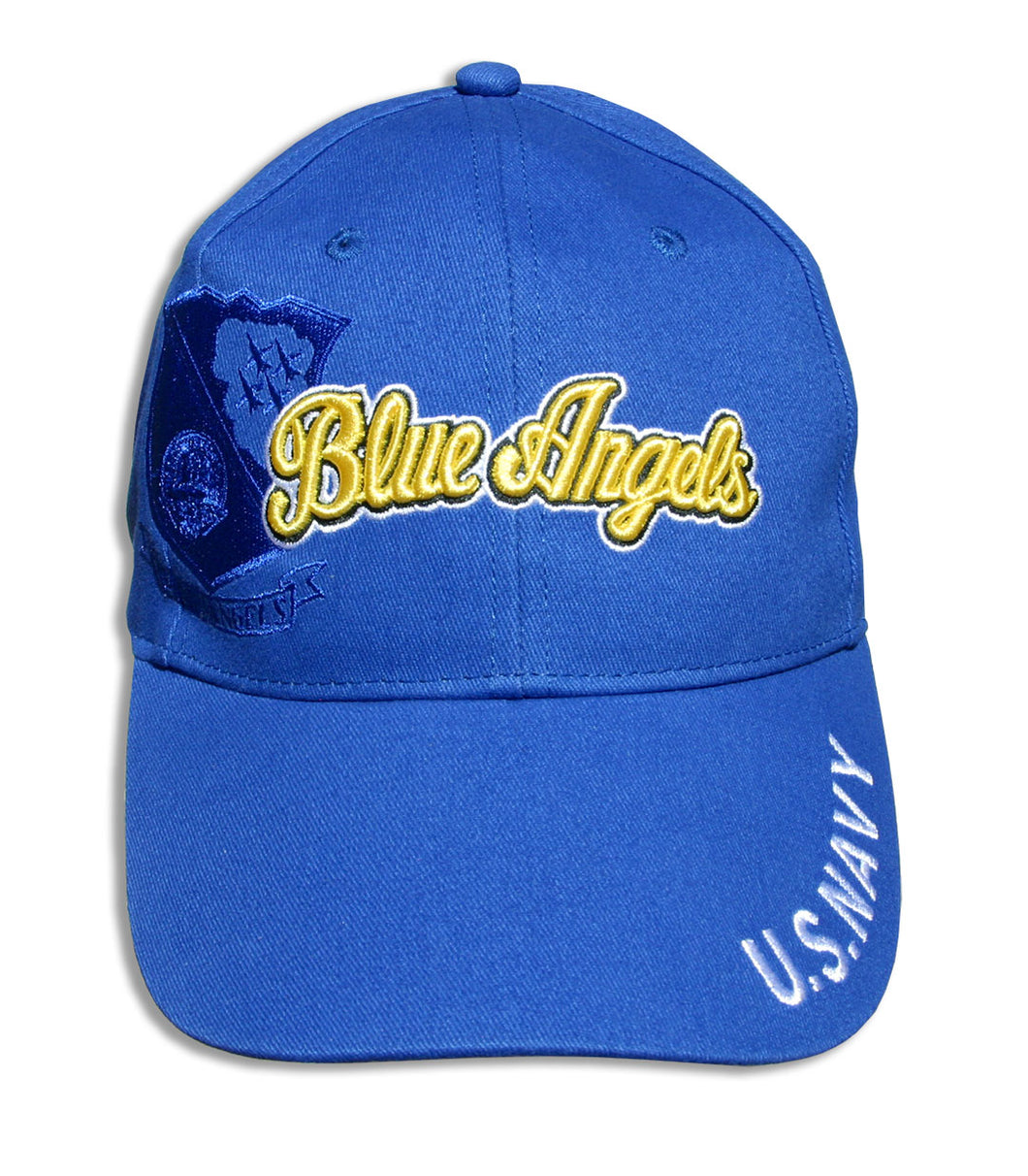 Blue Angels Roya Tonal Embroidered Cap