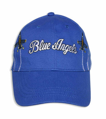 Blue Angels Royal Youth Ball Cap