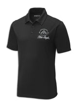 Load image into Gallery viewer, Blue Angels Black Polo
