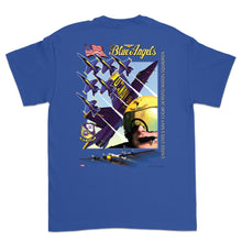 Load image into Gallery viewer, Blue Angels Royal Squadron T-Shirt