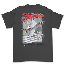 Load image into Gallery viewer, Thunderbirds Squadron Short Sleeve T-Shirt