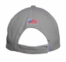 Load image into Gallery viewer, Thunderbirds Ladies Grey Bling Cap