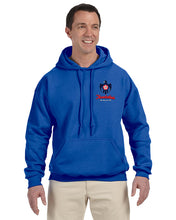 Load image into Gallery viewer, Thunderbirds Royal Historic Compass Pullover Hoodie