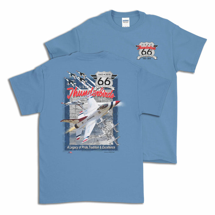 Thunderbirds 66th Anniversary T Shirt