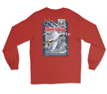 Load image into Gallery viewer, Thunderbirds Red Long Sleeve T Shirt