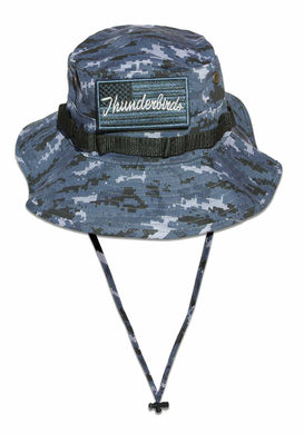 Thunderbirds Digital Camo Boonie Hat