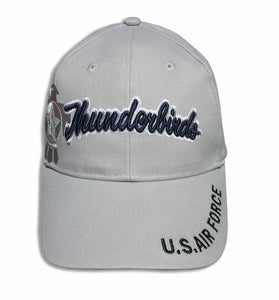 Thunderbirds Khaki Navy Tonal Embroidered Cap