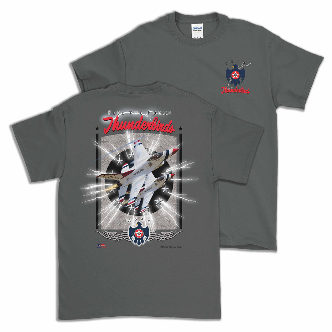 Thunderbirds Short Sleeve T-Shirt
