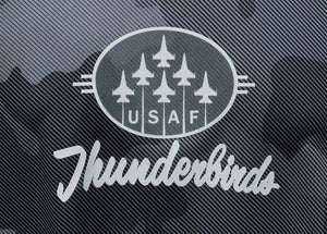 Thunderbirds Adult Poly Sport Camo T-Shirt