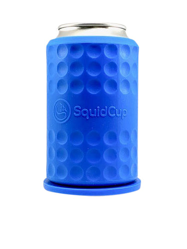 SquidCup Sqoozie Non-Tipping Insulated Can Holder  PRE-ORDER. Currently sold out, order for delivery late August 2020.
