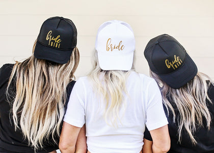 Bridal Party Hats