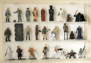 Star Wars Case - 3 Shelves