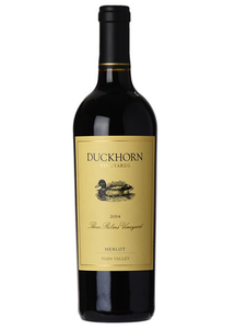 2014 Duckhorn Merlot Three Palms Vineyard 750ml # 1 Wine of the Year 2017