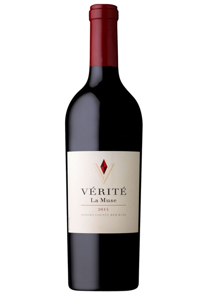 2014 Verite LA MUSE ( 100 Pts Wine Advocate Robert Parker)