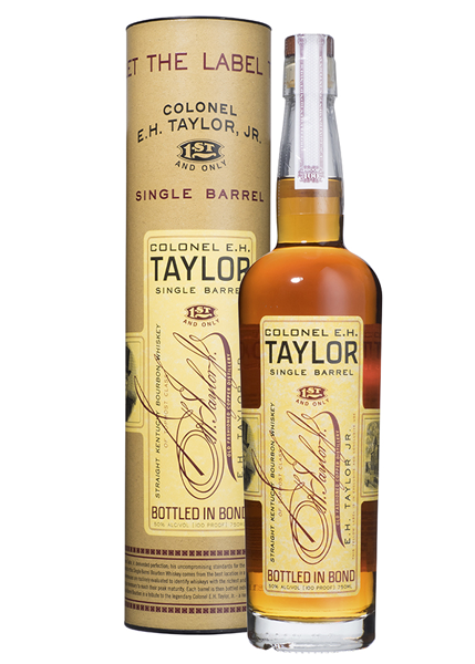 Colonel E.H. Taylor Single Barrel Bourbon 750ml