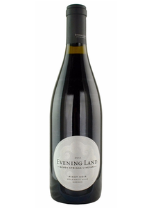 Evening Land Vineyards Seven Springs Vineyard Pinot Noir 2012 ( 96 Points Wine Spectator)
