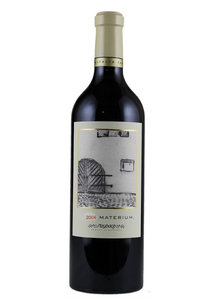 Maybach Family Vineyards Weitz Vineyard Materium Cabernet 2004