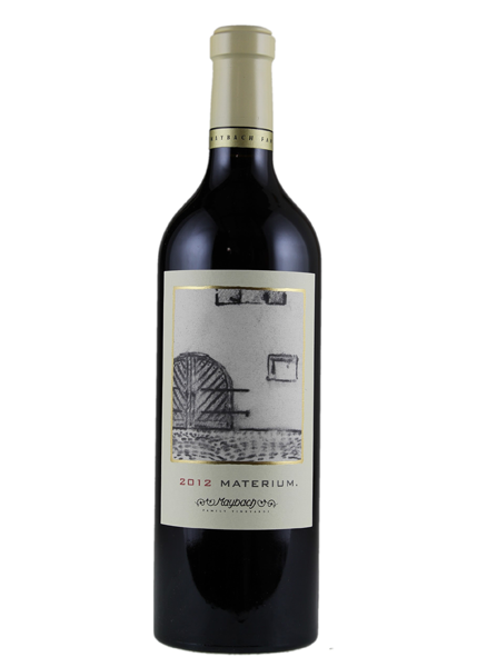 Maybach Family Vineyards Weitz Vineyard Materium Cabernet 2012