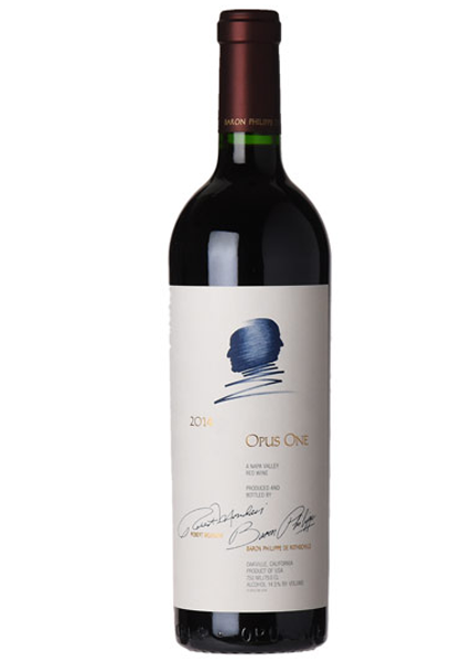 Opus One Proprietary Red Napa Valley 2014