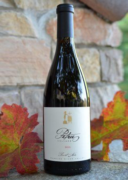 Petree Cellars Russian River Pinot noir 2015