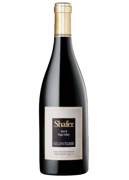 Shafer Relentless Napa Valley 2015