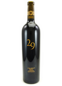 Vineyard 29 ESTATE CABERNET SAUVIGNON 2013 ( 100 Pts Robert Parker)
