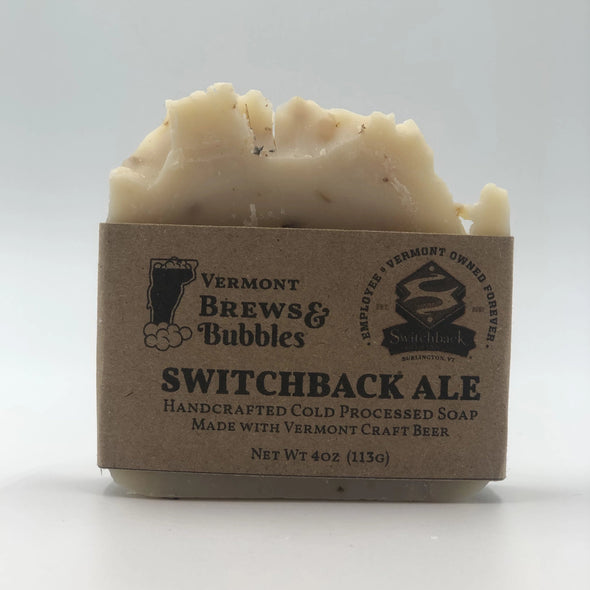 Custom Switchback Ale Soap
