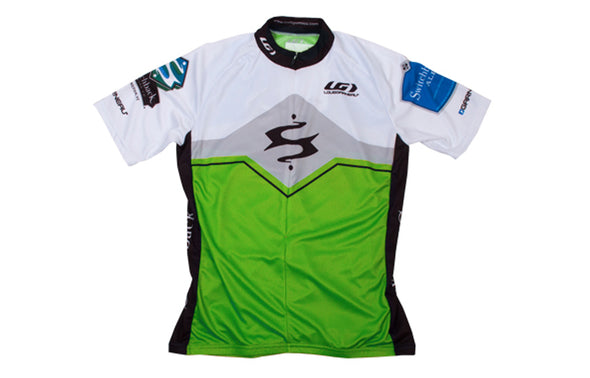 Sport Tour Cycling Jersey | Neon Green