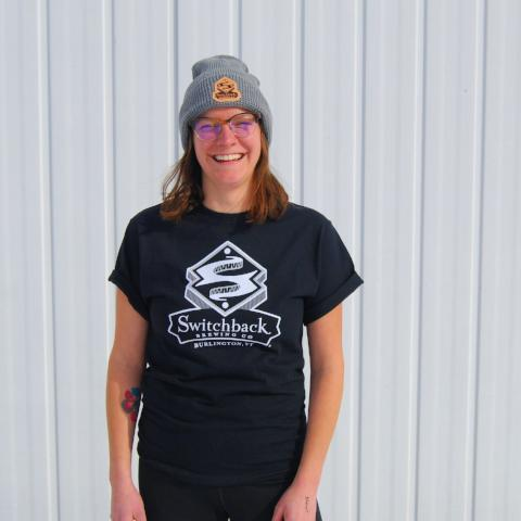 Switchback Logo Tee