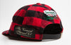 Embroidered Vermont Flannel Hat