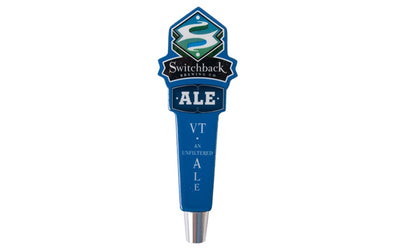 Switchback Ale Short Tap Handle