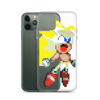 Super Sonic iPhone Case